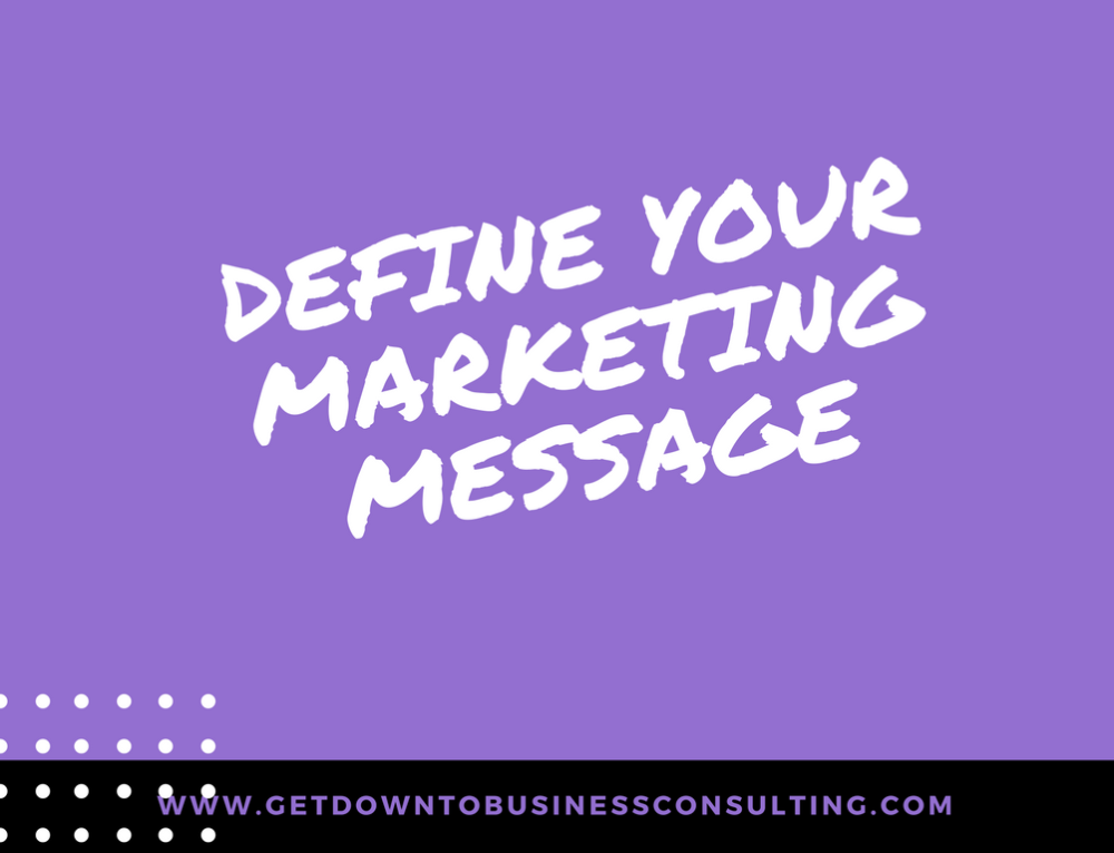 Defining Your Marketing Message For Your Counseling Practice